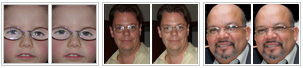 Eyeglass Glare Removal