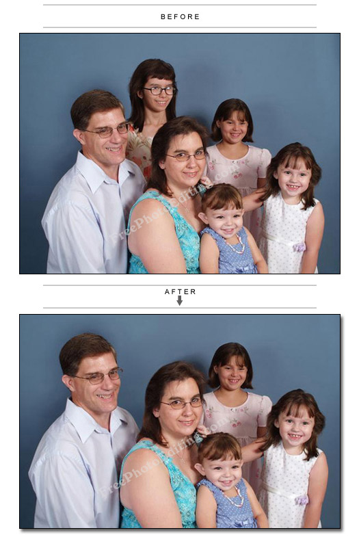 Remove person from photo online | Free photo editing