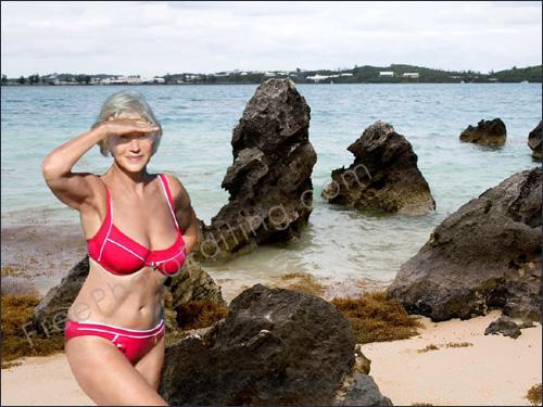Helen Mirren Bikini Photos 39